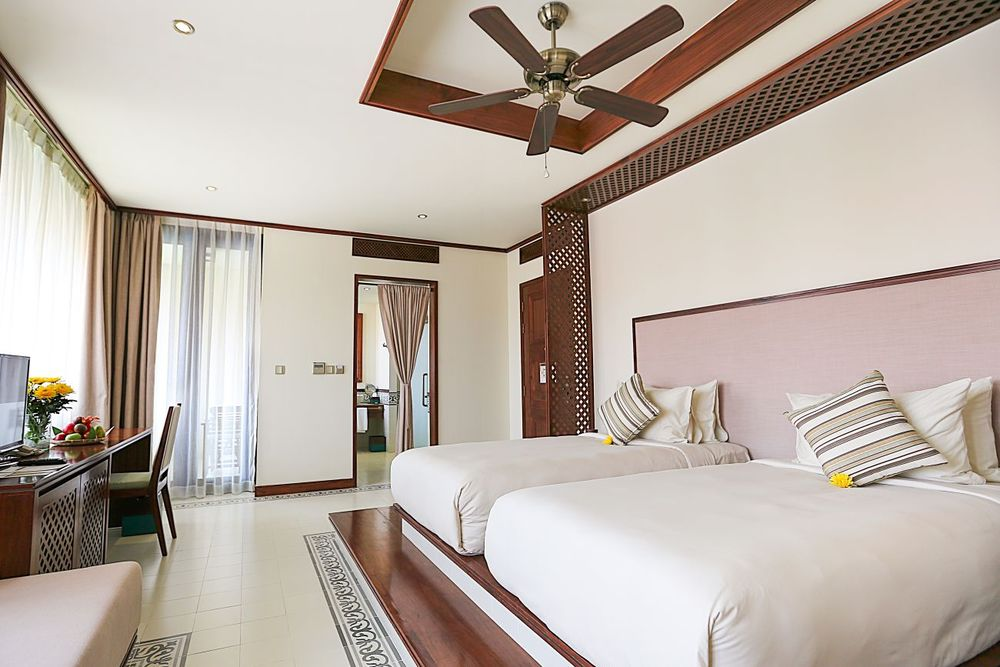 Zimmer, Almanity Wellness Resort, Hoi An, Vietnam Reise
